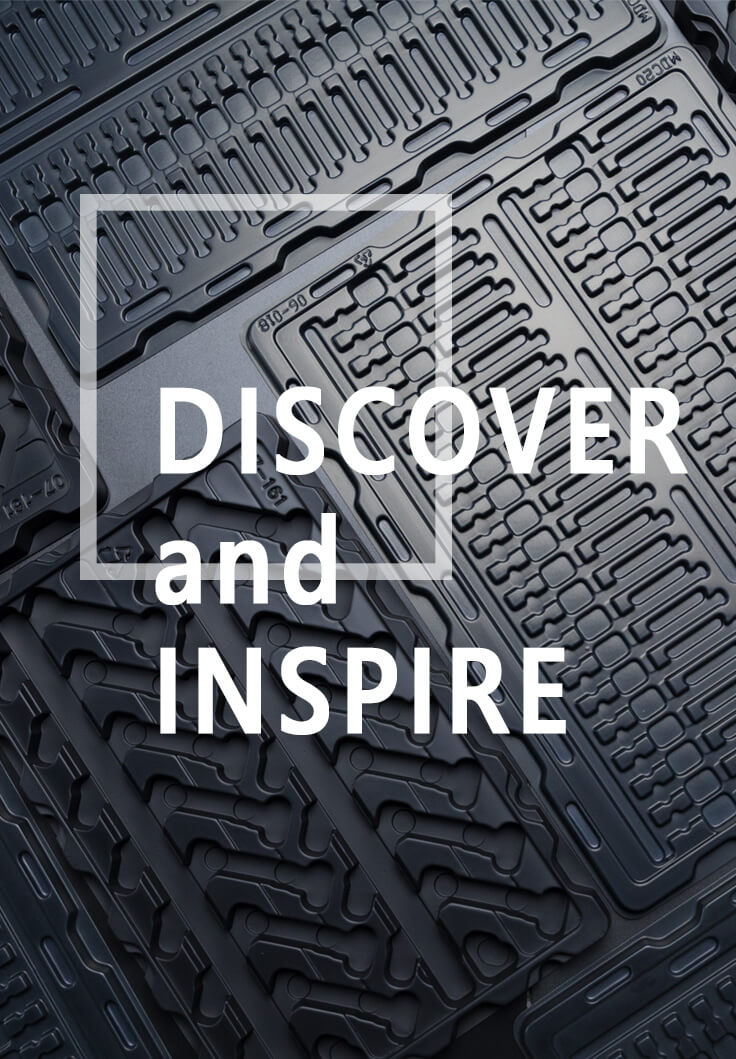 DISCOVER and INSPIRE ALL PEOPLE/すべての人に発見とひらめきを