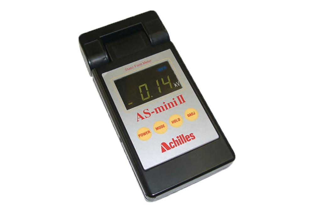 静電電位測定器「ASミニⅡ」