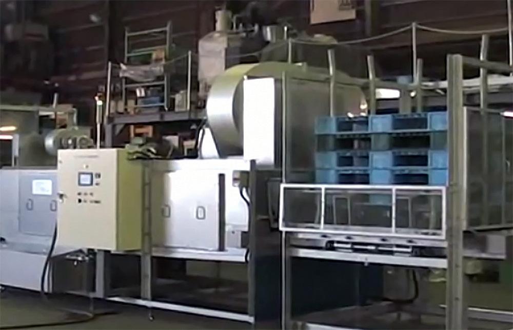 パレット洗浄機